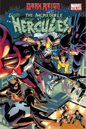 Incredible Hercules (2008) #128