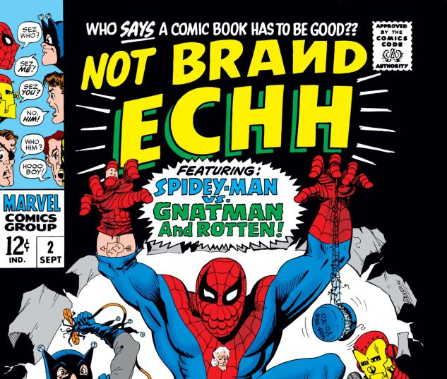 Cover Not Brand Echh 2