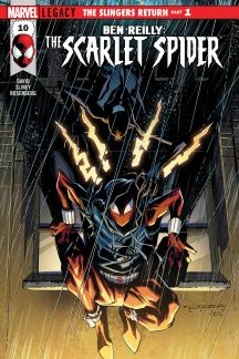 Ben Reilly: Scarlet Spider #10