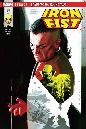 Iron Fist #76