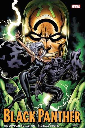 Black Panther by Reginald Hudlin: The Complete Collection Vol. 2 (Trade Paperback)