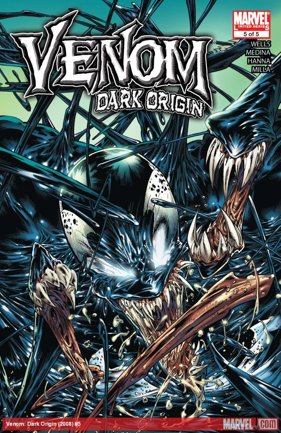Venom: Dark Origin (2008) #5