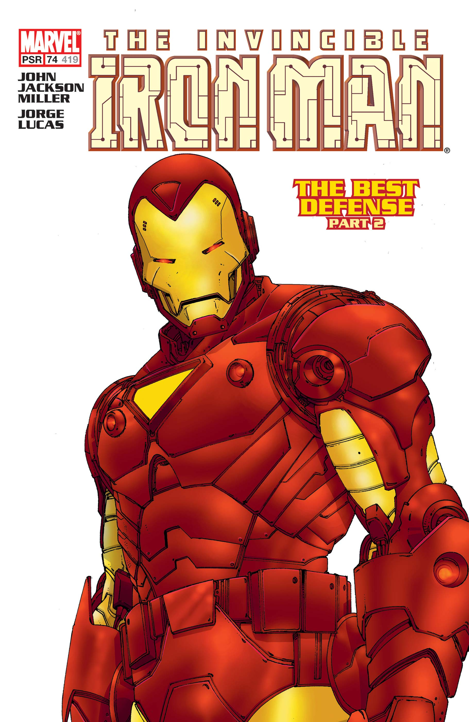 Iron Man (1998) #74