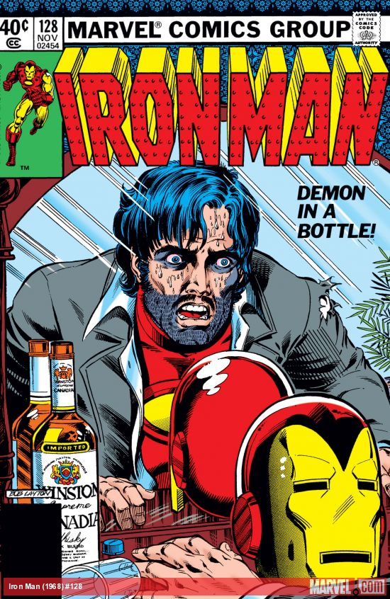 Iron Man (1968) #128