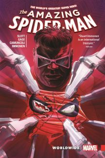 Amazing Spider-Man: Worldwide Vol. 3 (Hardcover)