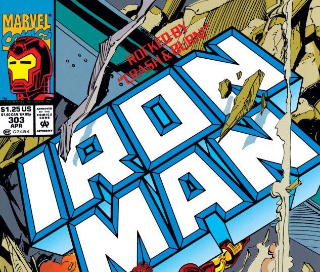 Iron Man (1968) #303
