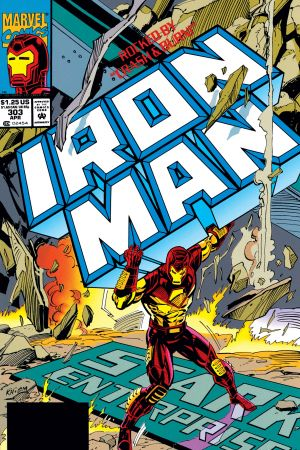 Iron Man #303