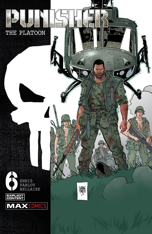 Punisher: The Platoon (2017) #6