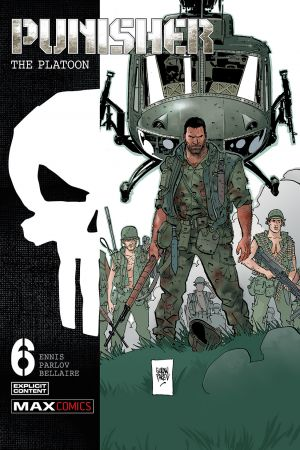 Punisher: The Platoon (2017) #6