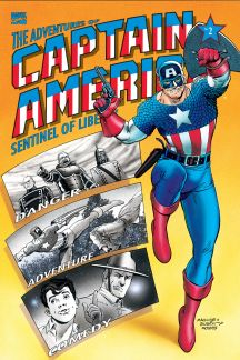 Adventures of Captain America #2