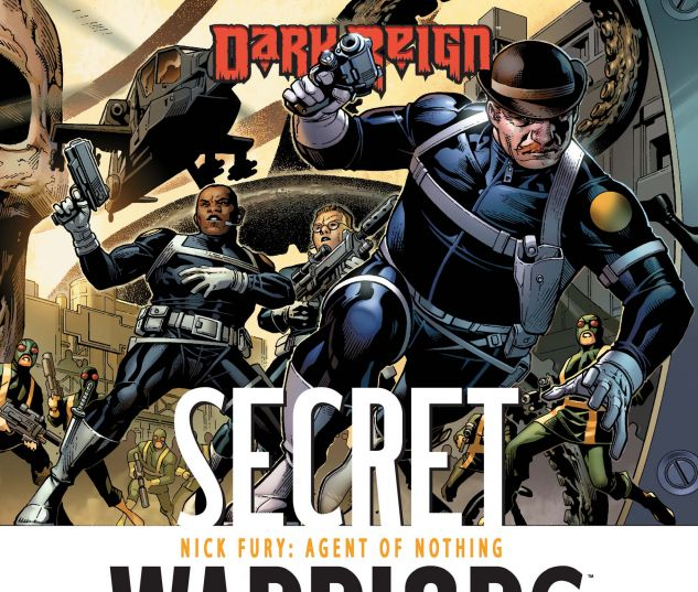 SECRET WARRIORS (2008) #4