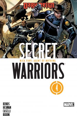 Secret Warriors (2009) #4