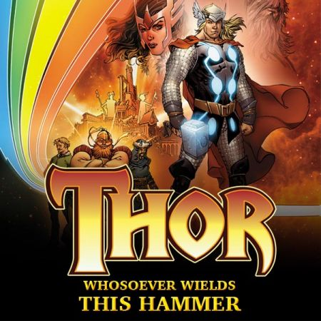 Thor: Whosoever Wields This Hammer (2010)