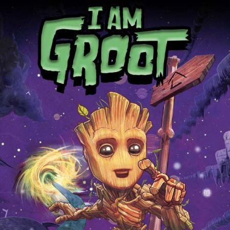 I Am Groot (2017 - Present)