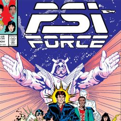 Psi-Force (1986 - 1989)