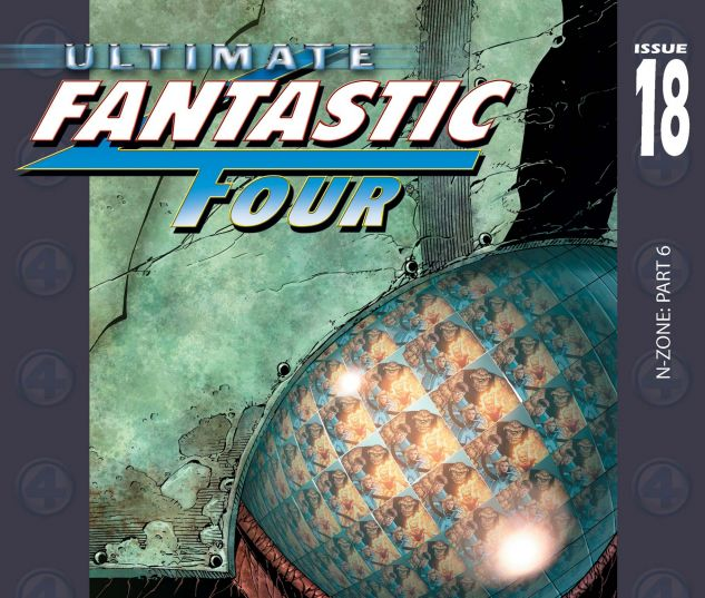 ULTIMATE FANTASTIC FOUR (2003) #18
