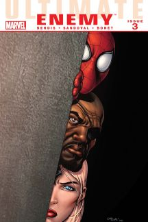 Ultimate Comics Enemy (2010) #3