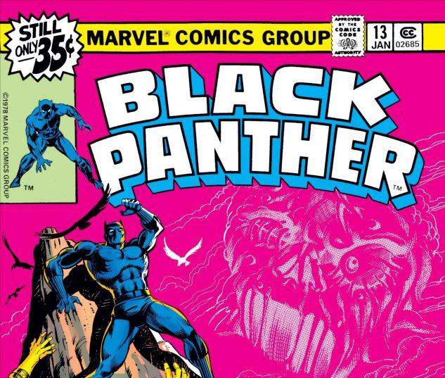 Black Panther (1977) #13