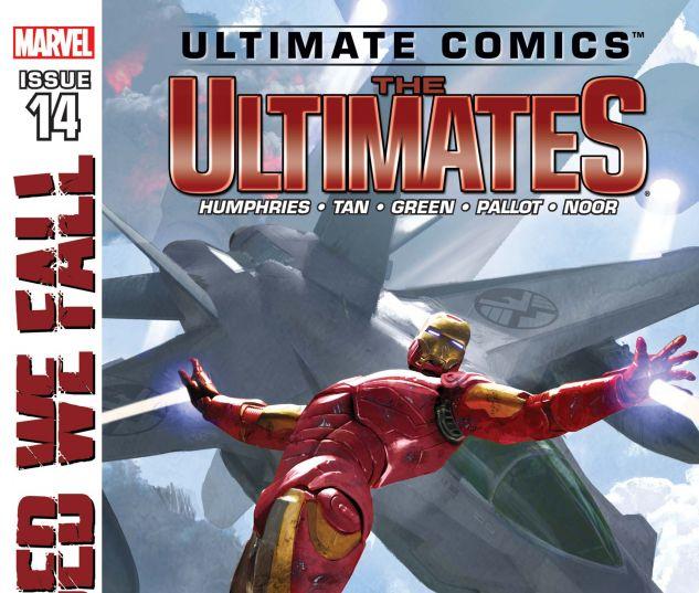 ULTIMATE COMICS ULTIMATES (2011) #14