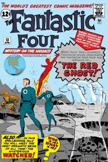 Fantastic Four (1961) #13