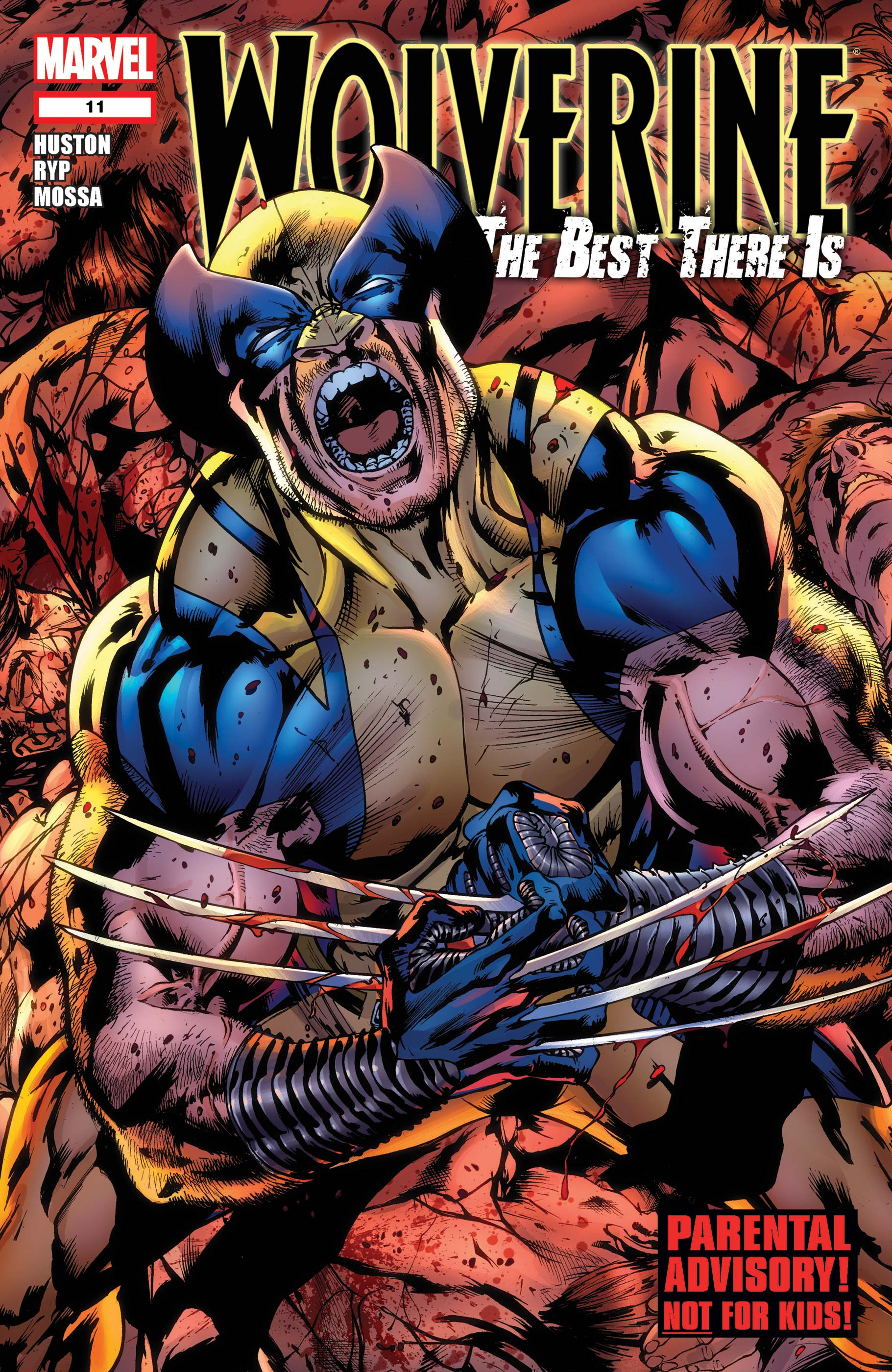 Wolverine: The Best There Is (2010) #11