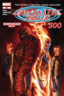 Fantastic Four #500