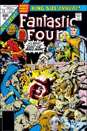 Fantastic Four Annual #13