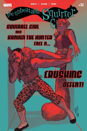 The Unbeatable Squirrel Girl #32