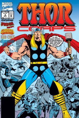 Thor Corps (1993) #3
