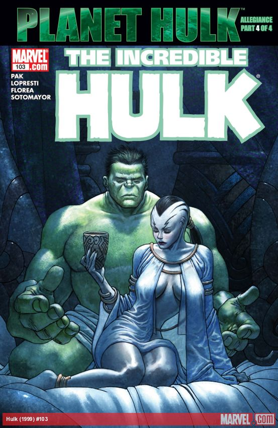 Hulk (1999) #103
