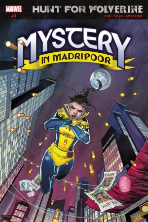 Hunt for Wolverine: Mystery in Madripoor (2018) #3