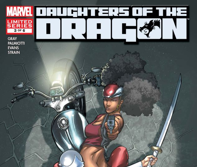 DAUGHTERS OF THE DRAGON (2006) #3