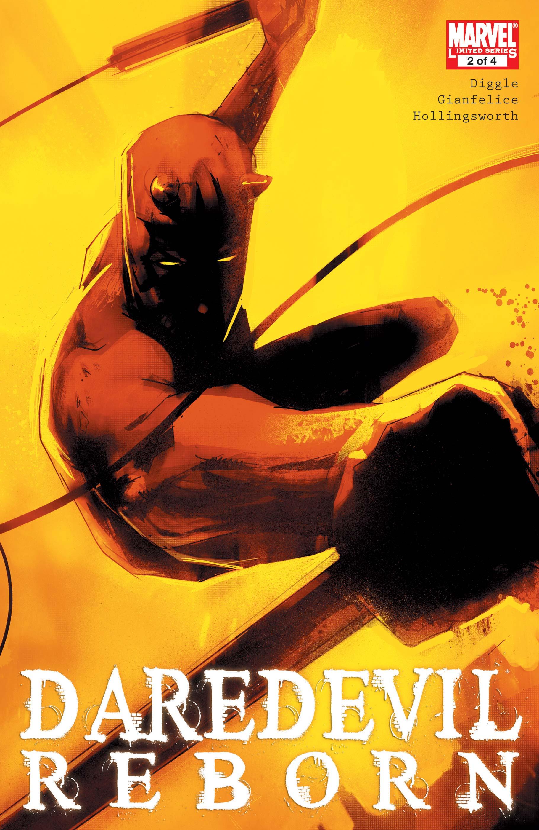 Daredevil: Reborn (2010) #2