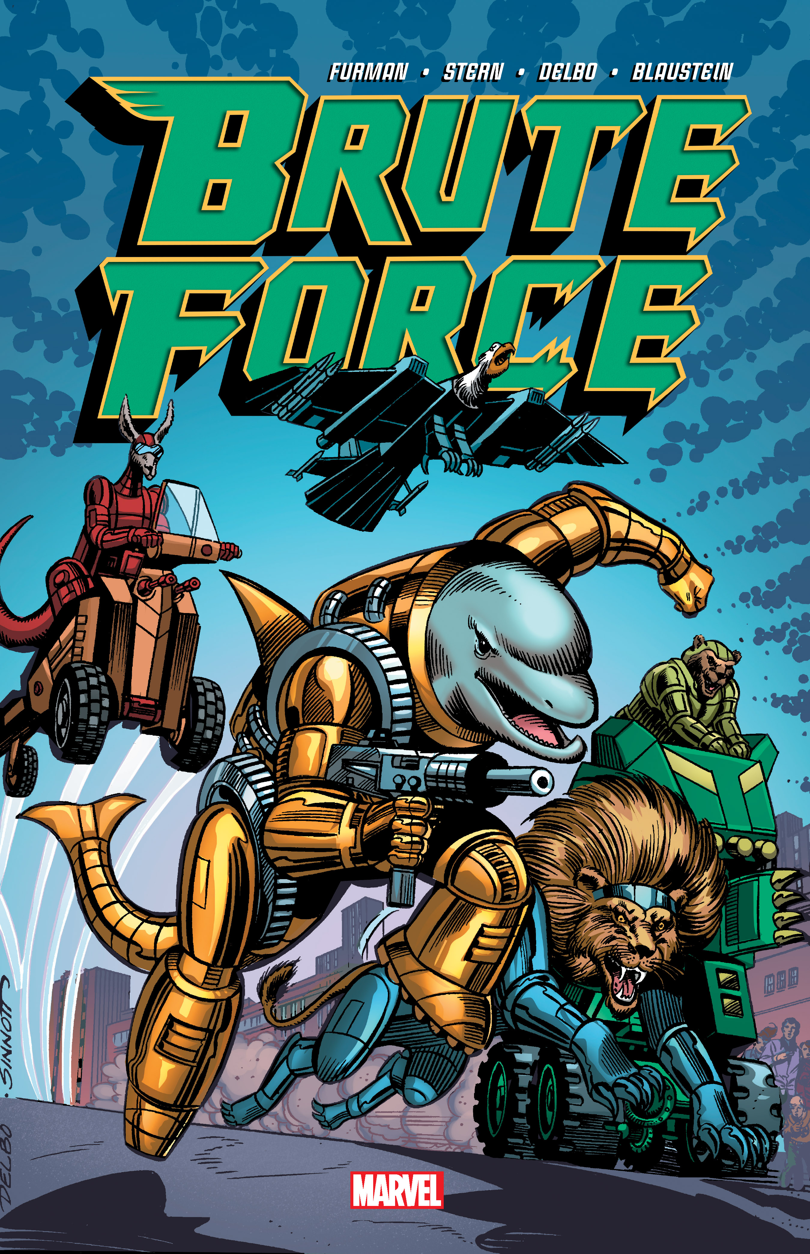 Brute Force (Trade Paperback)
