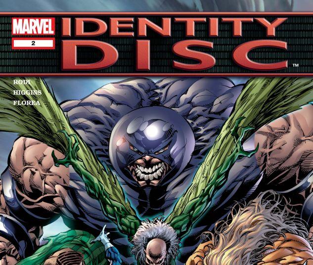 IDENTITY DISC (2004) #2
