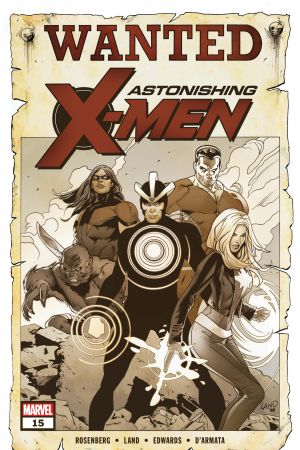 Astonishing X-Men #15