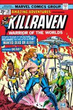 Amazing Adventures (1970) #30 cover