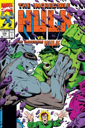 Incredible Hulk #376
