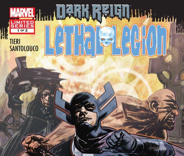 DARK REIGN: LETHAL LEGION (2009) #1