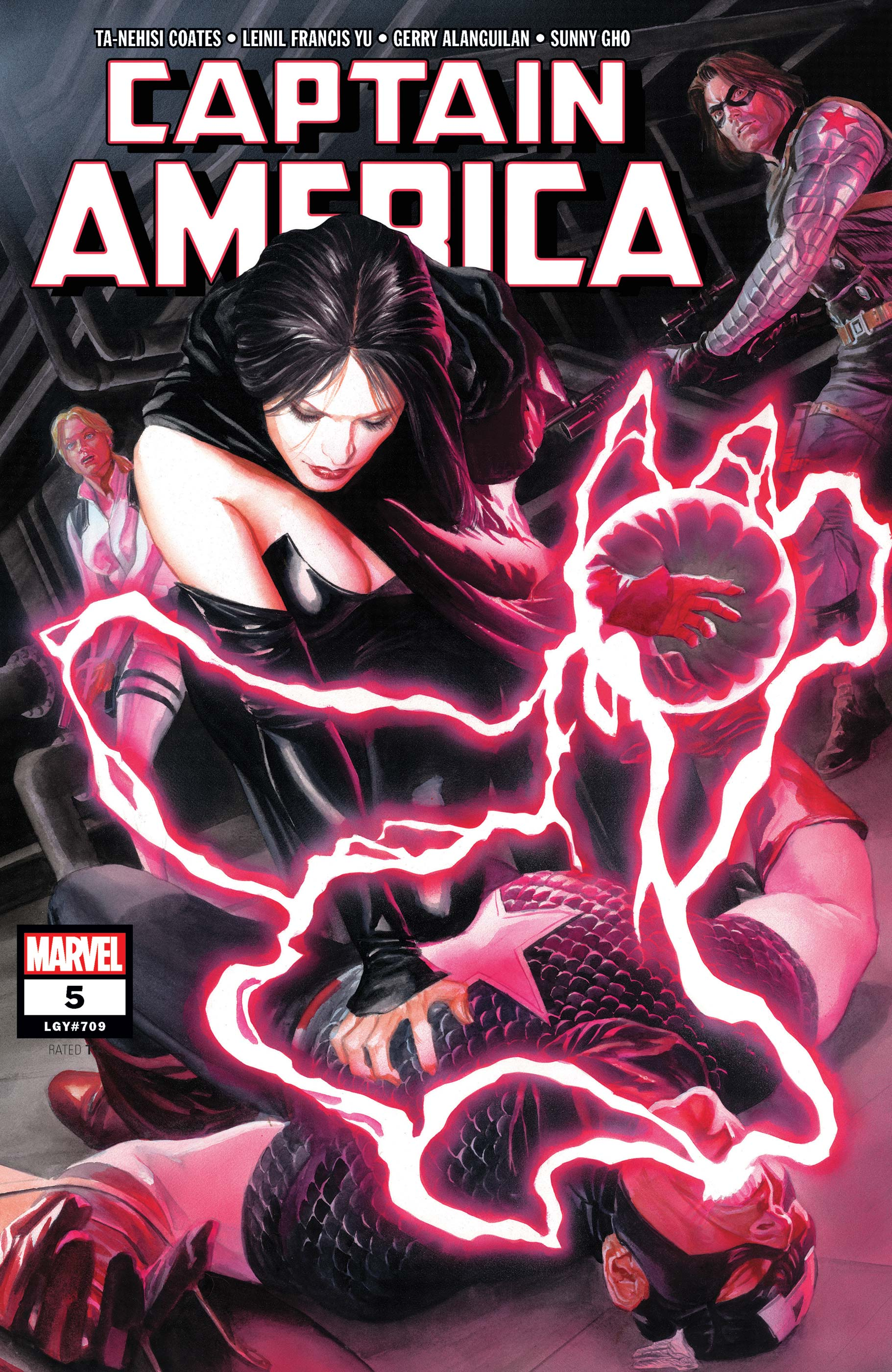 Captain America (2018) #5