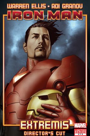 Iron Man: Extremis Director's Cut #3