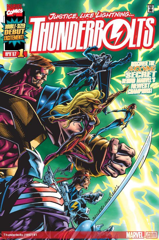 Thunderbolts (1997) #1