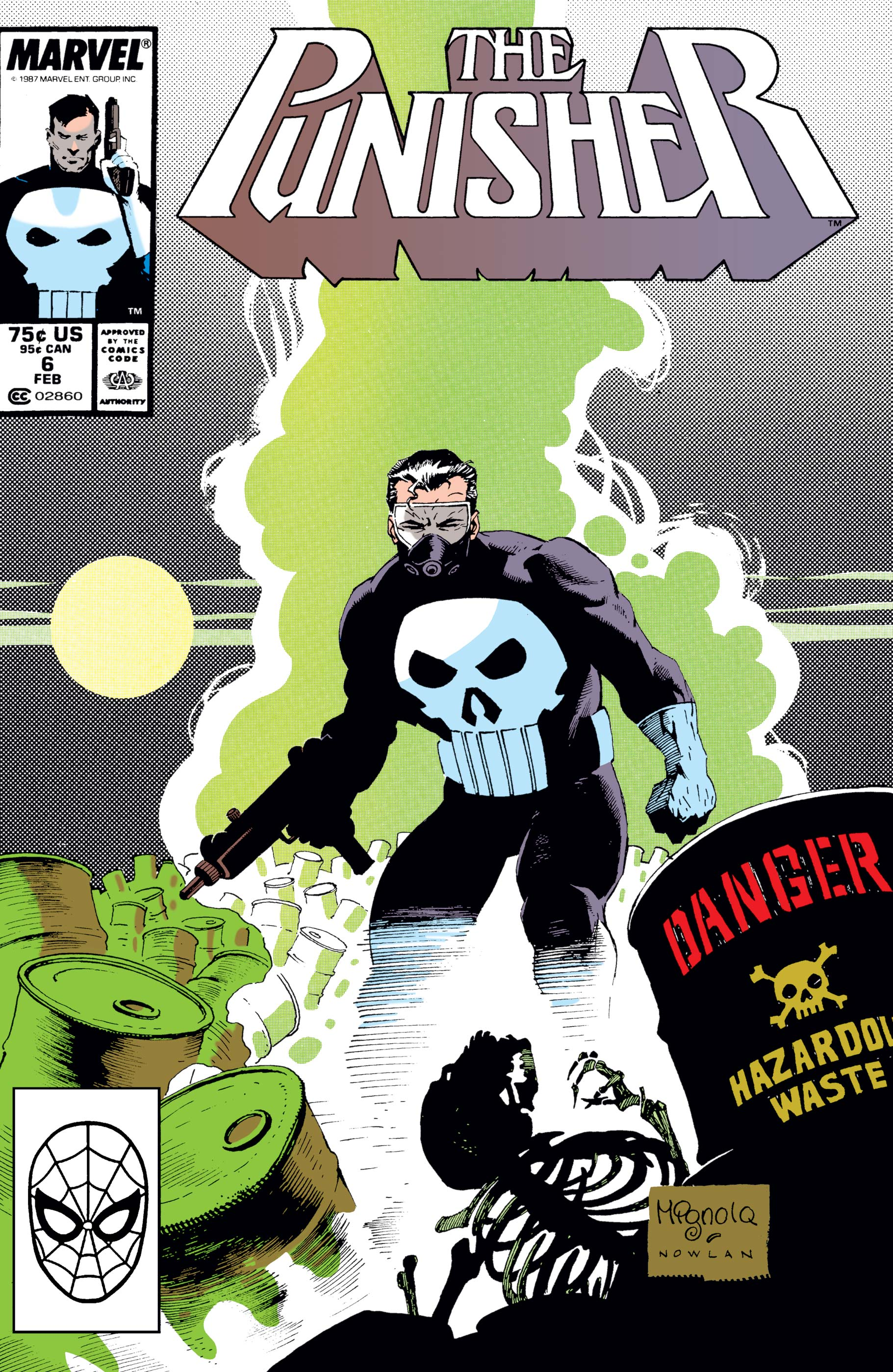 The Punisher (1987) #6