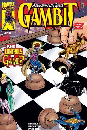 Gambit (1999) #18
