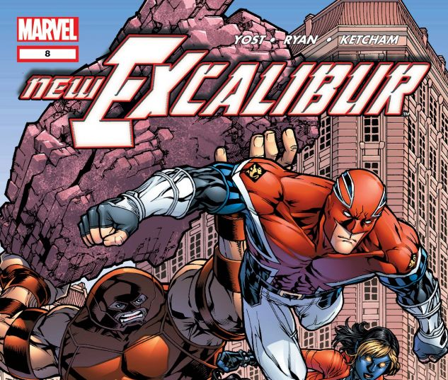 NEW EXCALIBUR (2005) #8