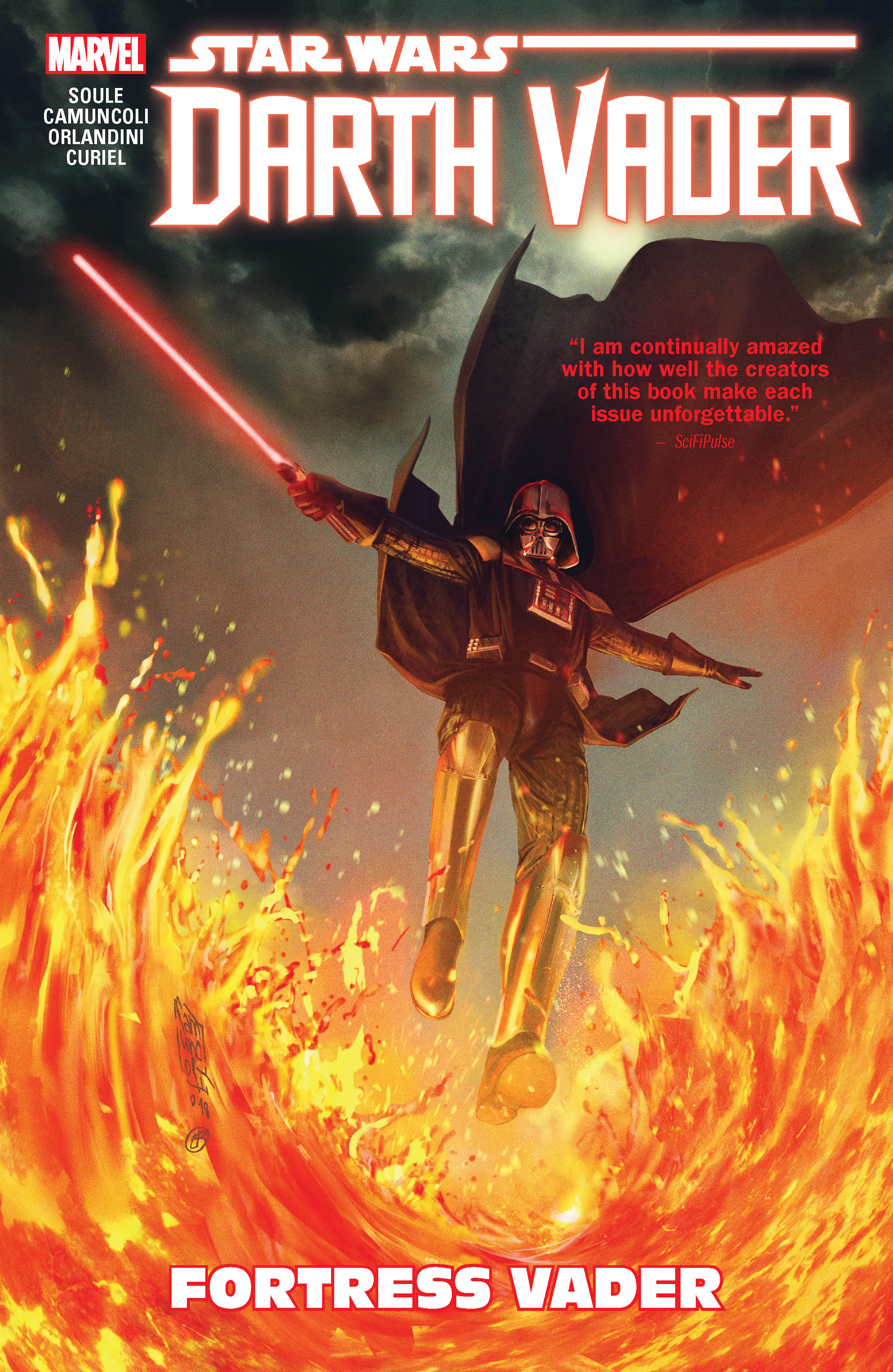 Star Wars: Darth Vader: Dark Lord Of the Sith Vol. 4 - Fortress Vader (Trade Paperback)