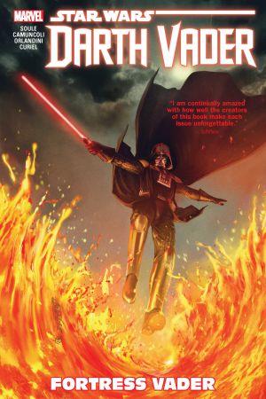 Star Wars: Darth Vader: Dark Lord Of the Sith Vol. 4 - Fortress Vader (Trade Paperback)