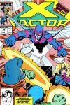 X-Factor (1986) #44