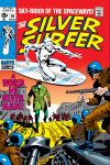 SILVER SURFER (1968) #10