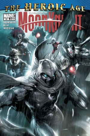 Vengeance of the Moon Knight #10